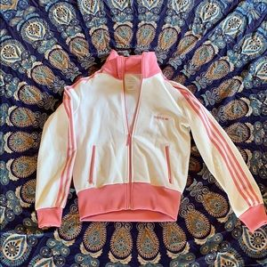 adidas Other - Vintage Adidas Full zip track jacket. Size M